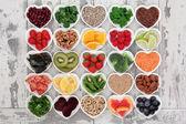 Detoxikační dieta potraviny
