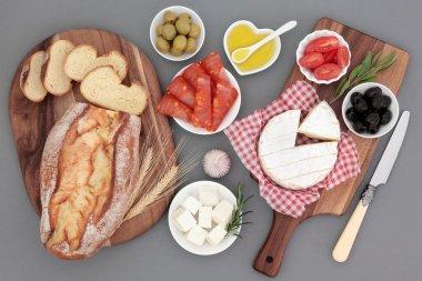 Fresh Food Platter