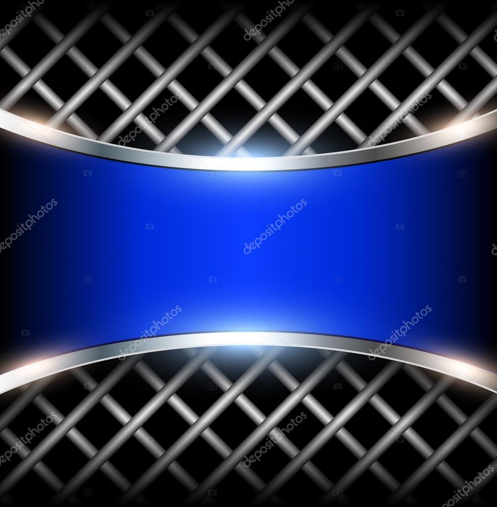 3d background blue stock vector cobalt88 107372366