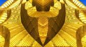 absztrakt arany háttér