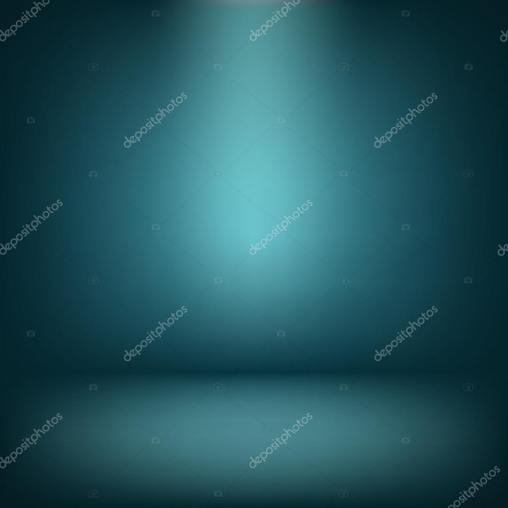 abstract illustration background texture of blue wall, flat floo
