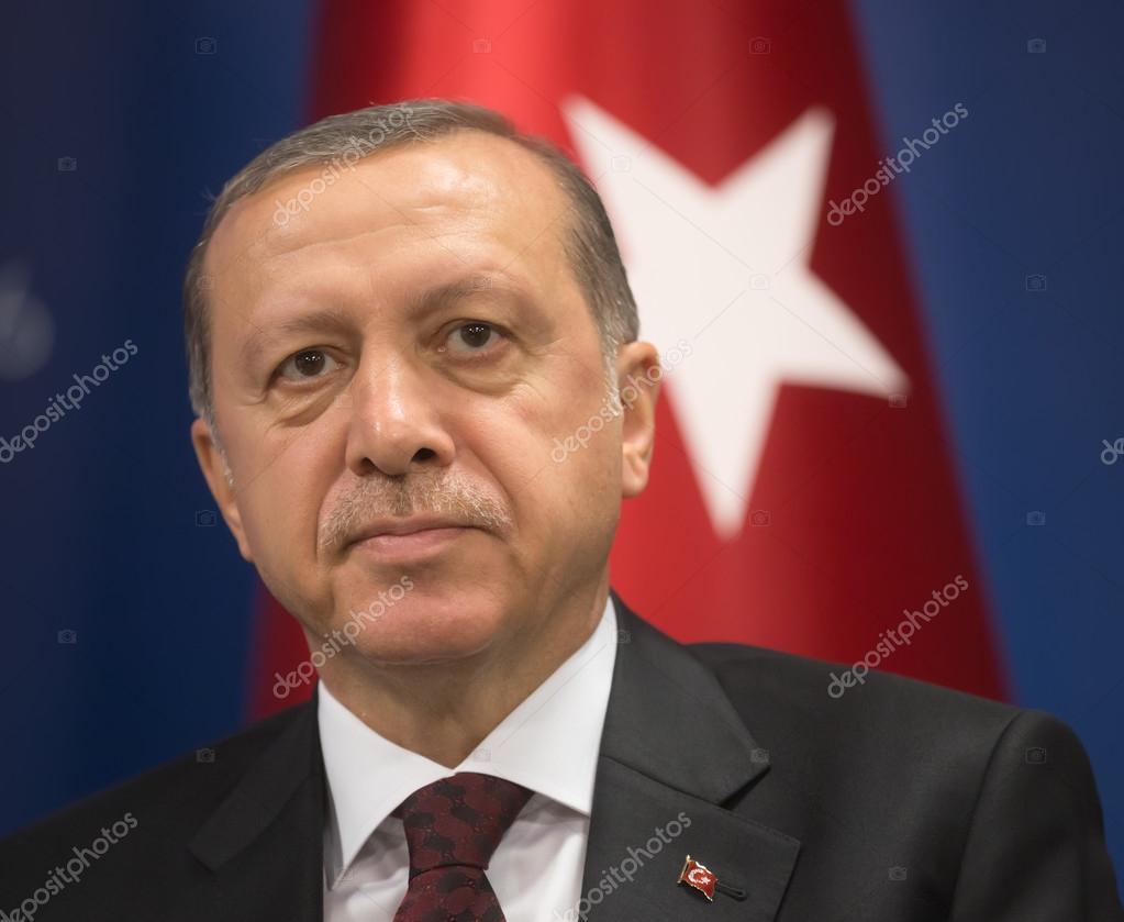 トルコ大統領エルドアン - スト...