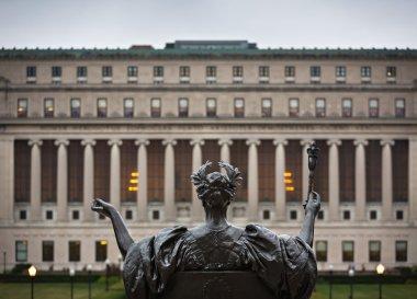 Alma Mater of Columbia University, New York City, USA