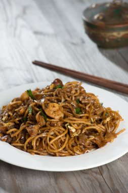 popular noodle dish in Malaysia