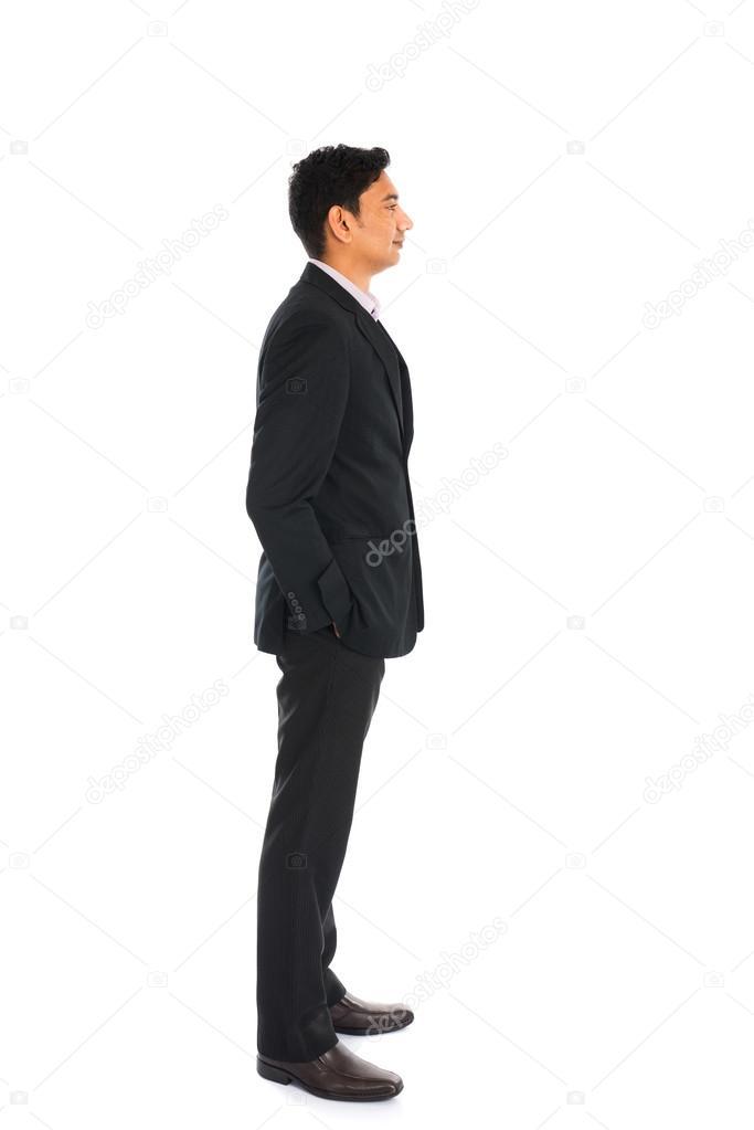 — Mantel Indischer Geschäftsmann Stockfoto © Yuliang11 Mit J3l1KcTF