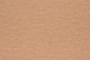 Cardboard Texture Background, Light Brown Paper Carton
