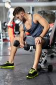 Photo Biceps workout