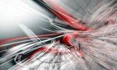 Fotografie 3D vykreslování, abstraktní pozadí návrhu
