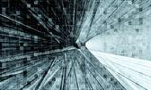 Fotografie Technologie 3d vykreslení pozadí