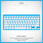 Obrázek klávesnice počítače