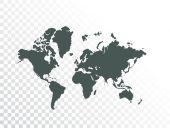 Obrázek mapy světa