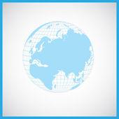 Fotografie pozadí mapy světa