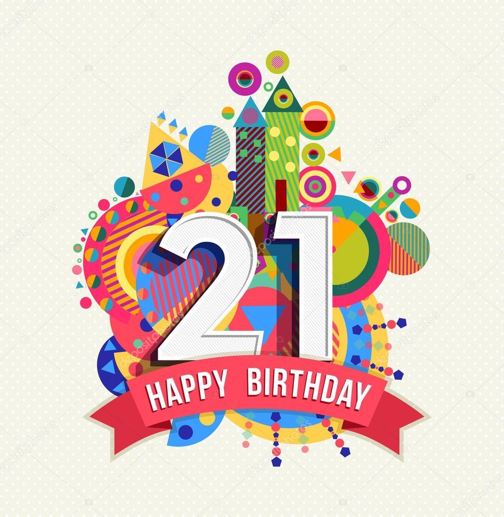 Картинки по запросу 21 день народження