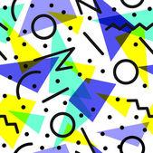 Retro 80s vzorek pozadí obrázku