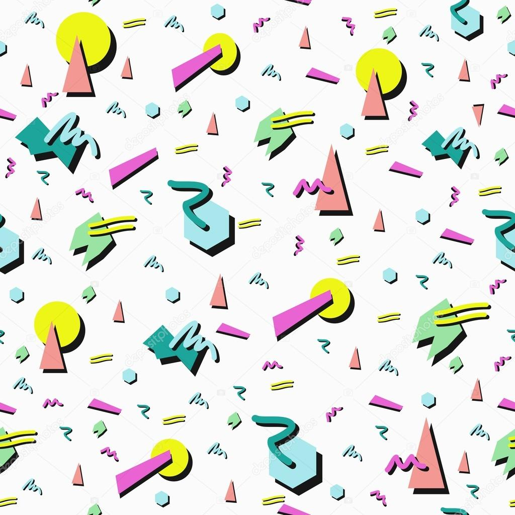 90s pattern Stock Vectors, Royalty Free 90s pattern