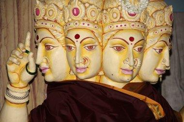 Statue of Devi Gayatri Mata