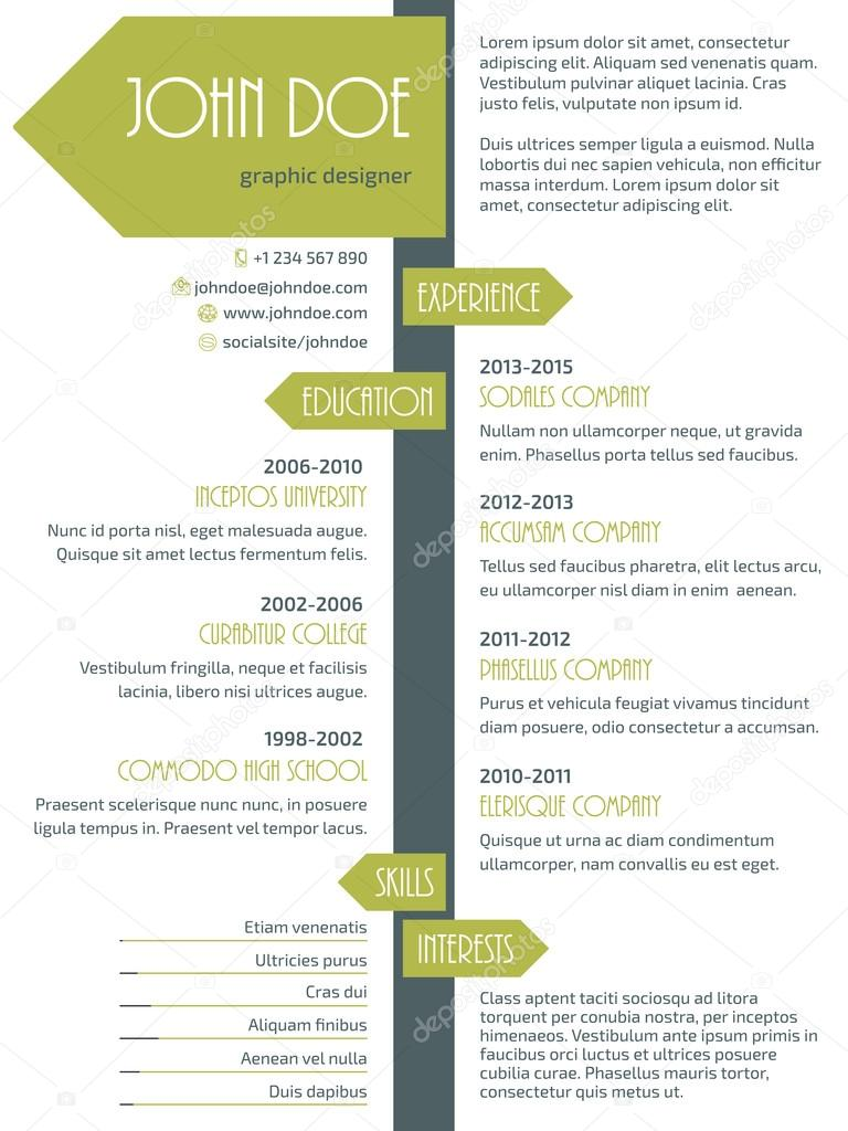 10 tips for a great resume great resume templates for
