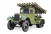 Szovjet Jet rendszer sortűz tüzet második világháború Katyus