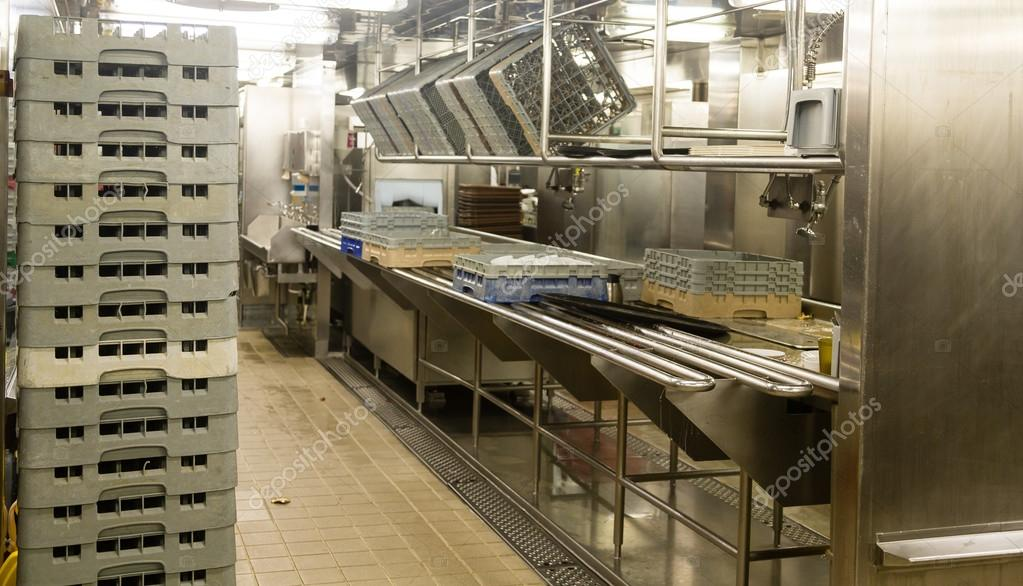 Dishwashing Equipment Restaurant Kitchen