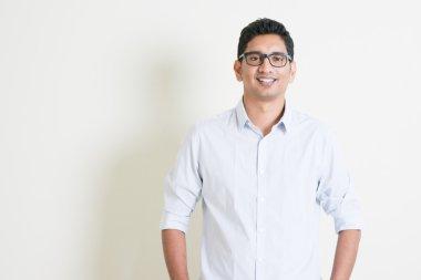 Casual business Indian boy portrait