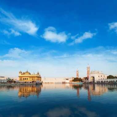 Golden Temple India daytime