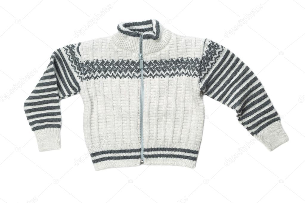 264d6e55f8b4 Πλεκτά πουλόβερ με ένα μοτίβο — Φωτογραφία Αρχείου © Ruslan  88714346