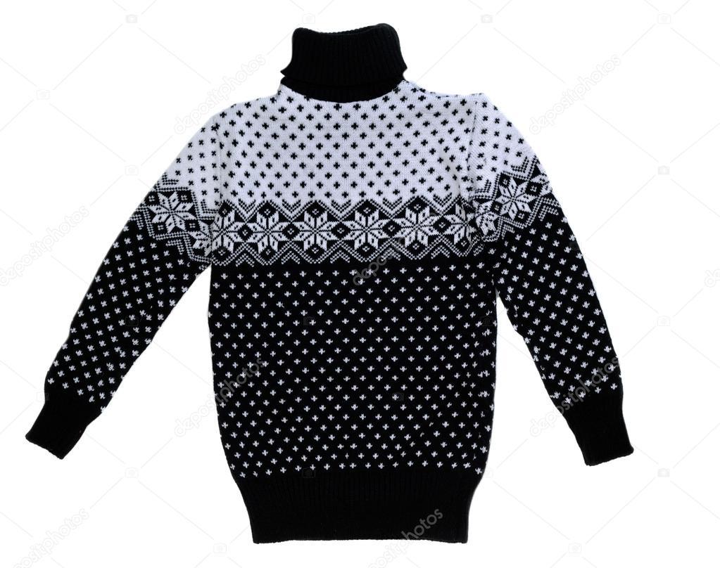 920070a0842f Ανδρικά Πλεκτά πουλόβερ. Απομονωθεί σε λευκό φόντο — Εικόνα από ...