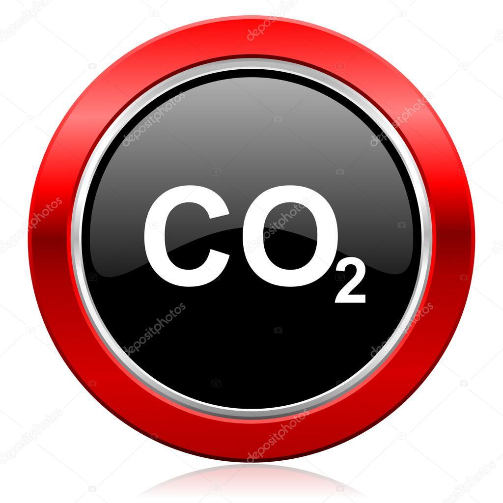二酸化炭素アイコン co2 記号 ストック写真 alexwhite 62943517