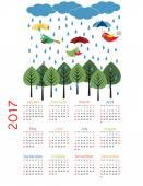 Fotografie Kalender für 2017