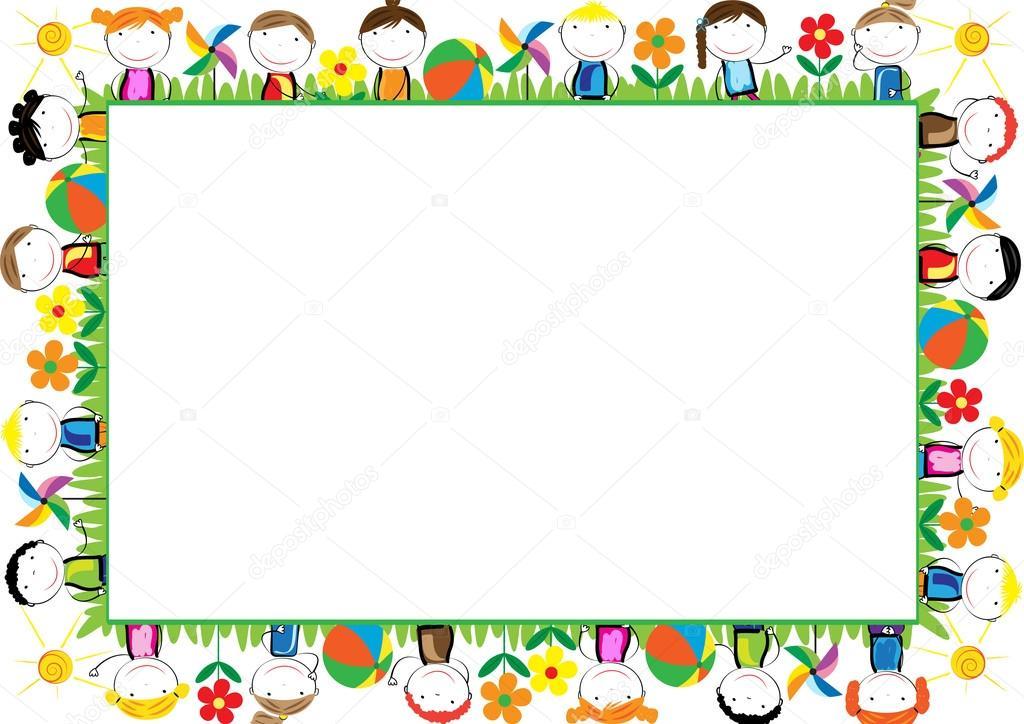 картинки для детей рамки