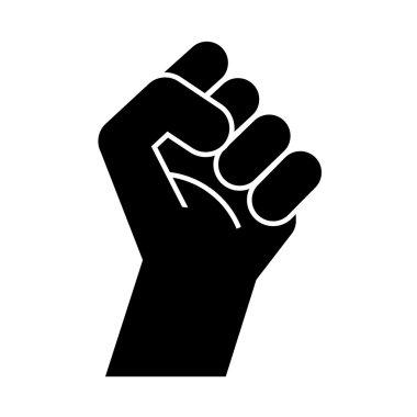 Fist revolution symbol