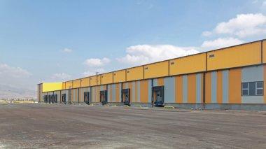Warehouse Loading Bay