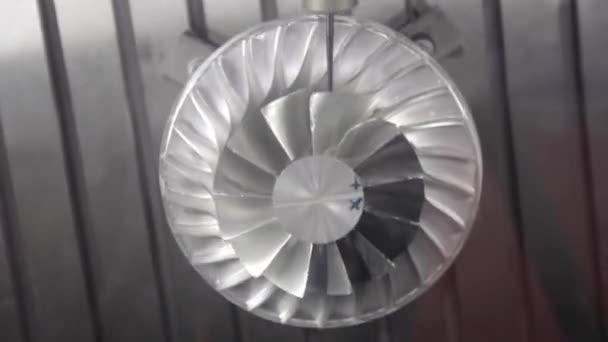 Turbina marási