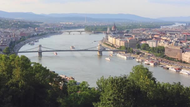 Danube-Budapest-Magyarország