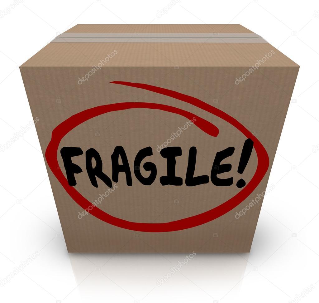 Fragile word written on cardboard box packing move delicate item fragile word written on cardboard box packing move delicate item stock photo buycottarizona Gallery