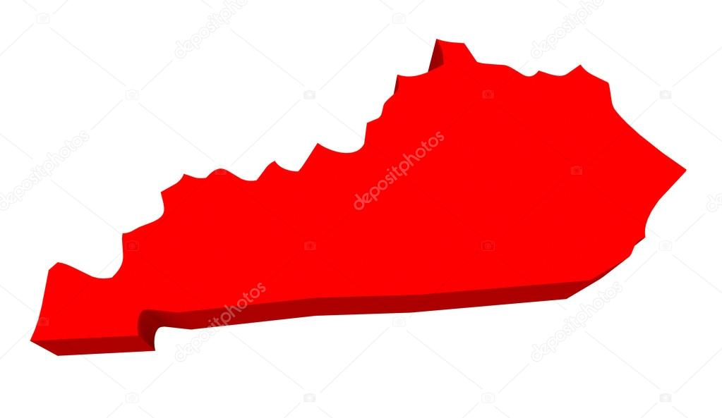 Kentucky KY State Red 3d Map — Stock Photo © iqoncept #74171287 on south carolina, west virginia, maryland state map, arizona state map, south dakota state map, tennessee map, indiana map, new york state map, pennsylvania state map, tenn state map, colorado state map, north carolina, texas state map, virginia state map, kentucky capitol building, arkansas state map, massachusetts state map, louisiana state map, maine state map, louisiana on us map, louisville map, minnesota map, u.s map,