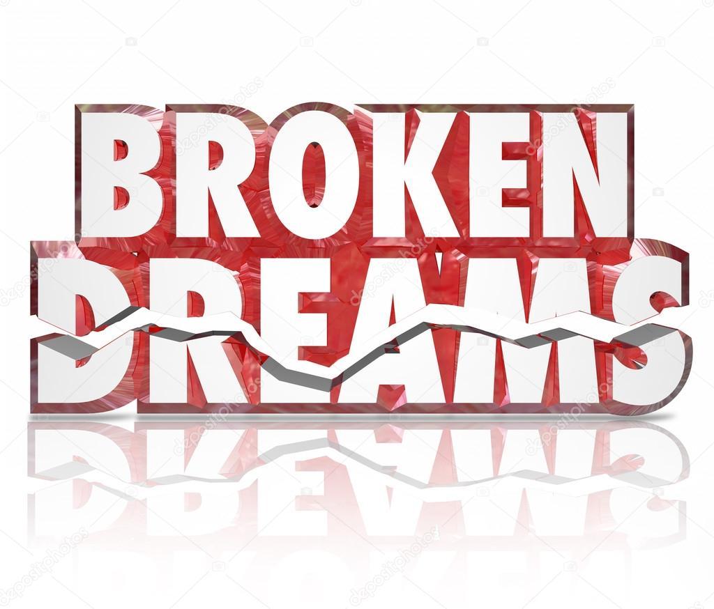 gebroken dromen