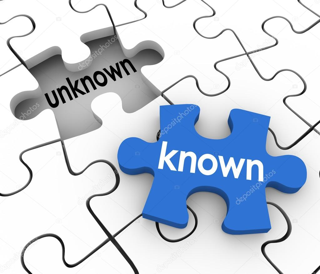 Known unknown puzzle piece stock photo iqoncept 90445152 known unknown puzzle piece fotografia de stock ccuart Gallery