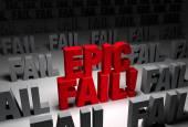 Fotografie Epic Fail!