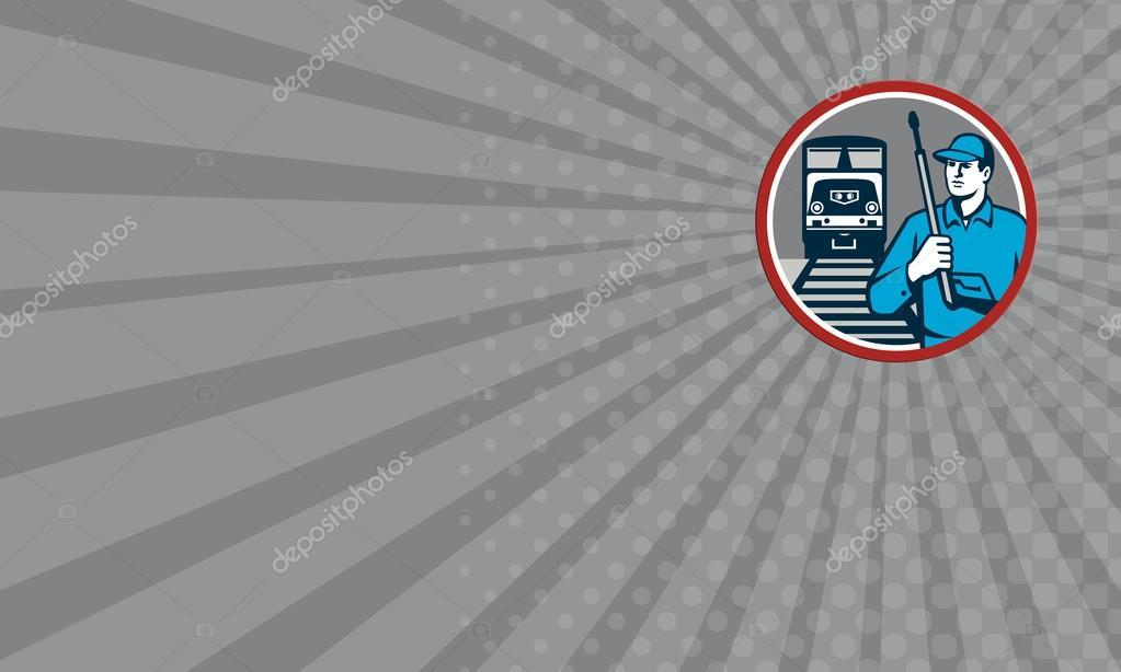 Pressure Washing Trains Business card — Stock Photo © patrimonio ...