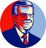 Jeb Bush 2016 republikánský kandidát