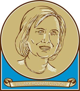 Hillary Clinton 2016 Democrat Candidate