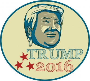 Donald Trump President 2016 Oval
