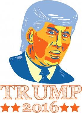 Donald Trump Republican 2016