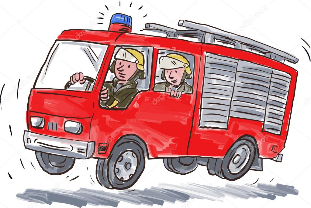 Wóz Strażacki Grafika Wektorowa Samochody Strażackie Auta Strażackie Wektory I Ilustracje Royalty Free Depositphotos