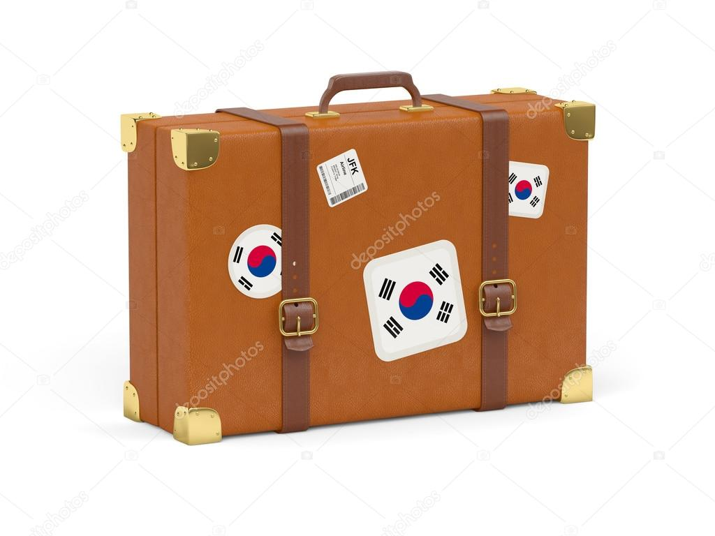 Чемоданы из южной кореи модные рюкзаки кожаные