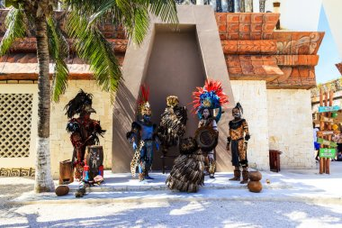 Pre-Hispanic Mayan performance