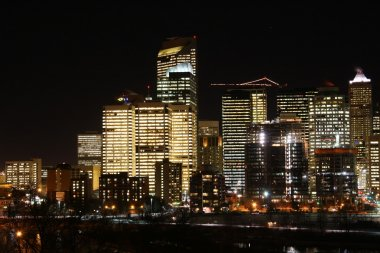 Calgary's light