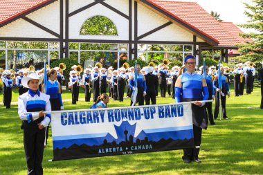 The Calgary Round-Up Band