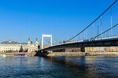 Photo Elisabeth Bridge  of Budapest, Hungary
